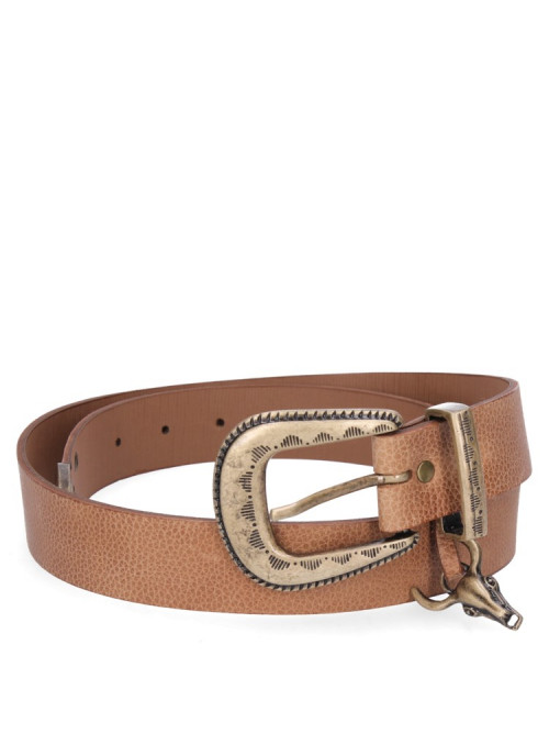Cinturón de vestir marca ZAPPA