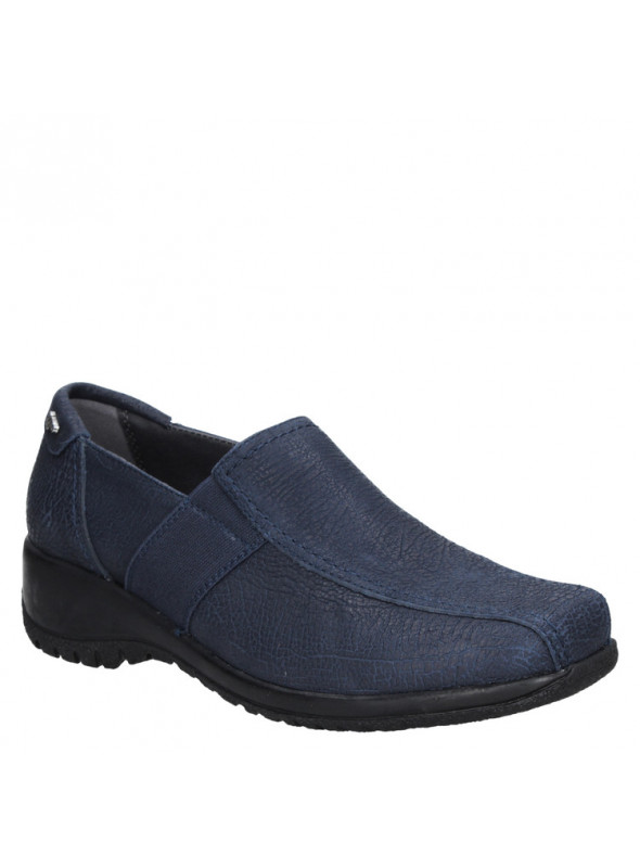 Zapato  bermellon